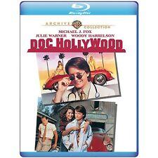 Doc Hollywood 1991 (Blu-ray) Michael J. Fox, Julie Warner, Barnard Hughes - New!
