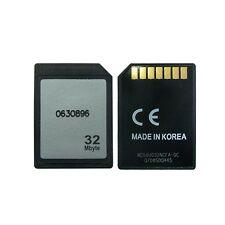 OEM MMC 32 MB Multimedia Speicherkarte SD Karte 32 MB für Handys u. Kameras TOP