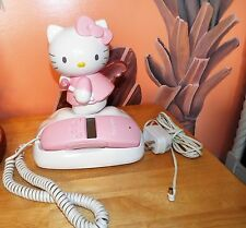 Emerson Radio Corp. Hello Kitty Telephone (Hk210), Fairy Wings & Wand Light Up!