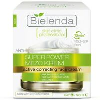 Bielenda Skin Clinic Professional Super Power Mezo Correcting Face Cream 50ml