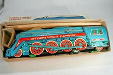 Tinplate Blechspielzeug China MS 279 Blechbahn Lagerfund boxed