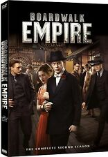 Boardwalk Empire Complete HBO TV Series - Season 2 DVD Collection Brand NEW