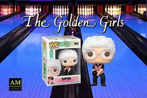Funko Pop TV - The Golden Girls - Bowling Estilo - Sophia - Figura -