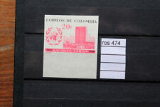 COLOMBIA STAMPS IMPERF  MNH** (ROS474