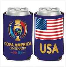 USA 2016 COPA America Can Cooler 12 oz. koozie