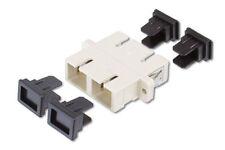 Câbles multimodes à fibre optique SC avec un connecteur SC