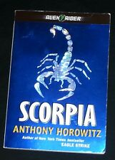 Scorpia by Anthony Horowitz (Paperback)