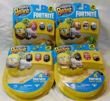 2018 Epic Games Fortnite Mighty Beanz 4-pack 16 Total