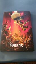 Nemesis Rules book the first game from Zenit Miniatures, set in Miter