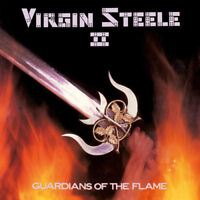 Virgin Steele : Guardians of the Flame CD (2018) ***NEW*** Fast and FREE P & P