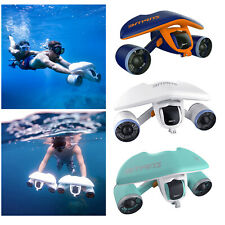 Underwater Sea Scooter Deep Diving Booster Snorkeling Thruster Photographing