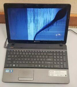Gateway NV57H54u Intel Core i3-2350M 1GB RAM 0GB HDD PARTS -SCREEN CRACKED