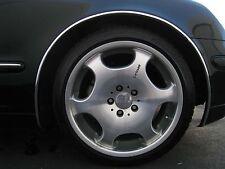 Chevy004 Wheel Well Chrome Trim Moldings Fender All Models