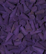 ~50~ Genuine Ancient Wisdom~Lavender~Loose Indian Incense Cones~uk seller~