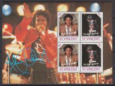 St. Vincent - Michel-Nr. Block 26 von 1985 postfrisch/** (Musik: Michael Jackson