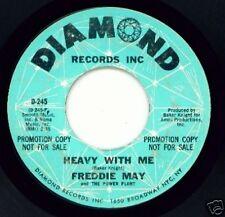 FREDDIE MAY & POWER PLANT - Heavy with Me - ROCK DJ 45