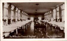 Willesden General Hospital. The Furness Ward.