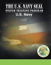 U. S. Navy Seal Sniper Training Program by U S Navy (2015, Paperback)