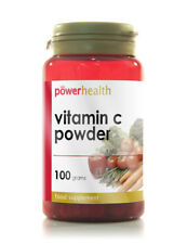 Power Health Vitamin C Powder 100g -MIX WITH FRUIT JUICE OR USE IN BREAD-MAKING
