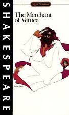 The Merchant of Venice (Signet Classics) William Shakespeare Mass Market Paperb