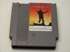 !!! Nintendo NES juego Robin Hood, usados pero bien!!!