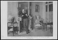 1900 Antique Print Portraits - Maurice Rostand Author Cyrano Bergerac (140)
