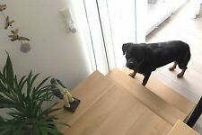 selbstklebende Anti Rutsch Schutz Matte Treppe 60x15cm gummiert transp. rechteck