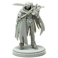 Messenger Of The Spiral Path model for Kingdom Death Game Resin Figure