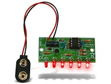 Velleman MK173 Mini 6-Led Chaser Kit (solder version)