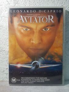 The Aviator (DVD) Leonardo DiCaprio - Martin Scorsese - WAR BIOGRAPHY MOVIE R4