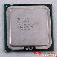 Intel Pentium D 950 (SL94P SL95V SL8WP SL9K8) CPU 3.4/4M/800 LGA 775 100% work