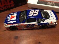 JEFF BURTON 2001 #99 CITGO MDA TEAM CALIBER OWNERS 1:24 NASCAR DIECAST