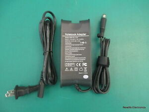 NEW 65W-DLJ104 AC Adapter for Dell DLJ104 19.5V 3.34A (Includes Power Cable)