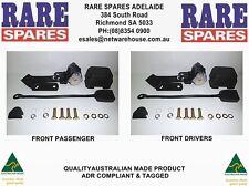 Holden LH LX UC Torana Sedan Front Seat Belt Set of 2 Rare Spares Adelaide