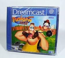 FLOIGAN BROS Episode I für Dreamcast NEU komplett Sega DC 1