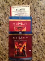 The Mummy: Tomb of the Dragon Emperor (Blu-ray Disc,2008,2-Disc)Authentic US