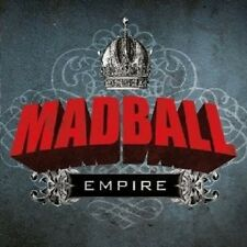 "MADBALL ""EMPIRE"" CD 16 TRACKS NEU"