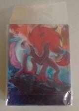 OtBG 2009 Zoroark Suicune Entei Raikou Pokemon Center Exclusive Deck Box Case