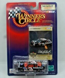 Dale Earnhardt #3 Race Car 1:64 Winners Circle LIFETIME SERIES #6 OF 13 NEW