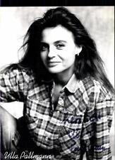 Ulla Pallmann Autogrammkarte Original Signiert ## BC 56938