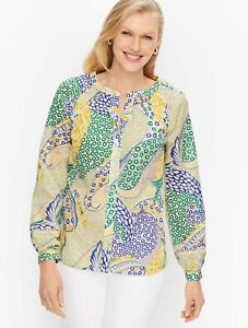 TALBOTS Top, Size Small, New Arrival,  New  W/ $79.50 TAG.