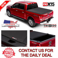 Fits 16-C Tacoma 6ft Bed Truxedo Pro X15 Roll Up Tonneau Tonno Cover 1457001
