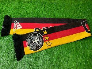 GERMANY NATIONAL TEAM FOOTBALL SOCCER FAN SCARF ADIDAS ORIGINAL