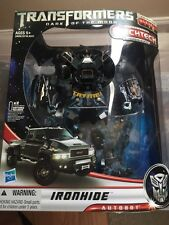 Transformers Dotm Leader Class Ironhide