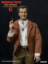 "Redman Toys 1/6 Scale 12"" The Cowboy U Ugly Action Figure RM-009"