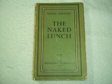 Rare,The Naked Lunch 1st Edition, William Burroughs, July 1959 Print, Good Cond.