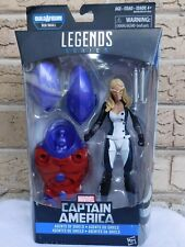 Marvel Legends Mockingbird figure NIB Red Skull BAF Captain America AOS