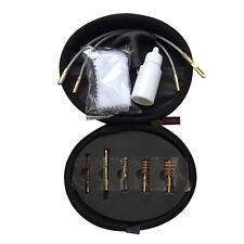 Pistol Cleaning Kit Set Copper for .22cal 9MM .38/.357 .40/.45 caliber Handgun