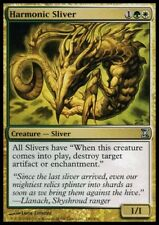 MTG 1x HARMONIC SLIVER -Time Spiral *All Naturalize NM*