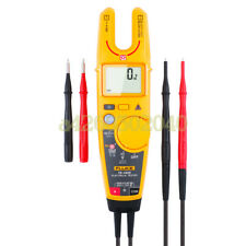 Fluke T6-1000 Non-Contact AC True RMS Voltage/Current Clamp Meter with Backlight